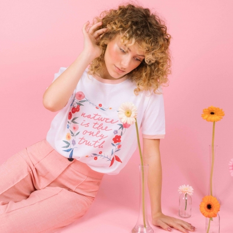 Camiseta NATURE La Casita de Wendy
