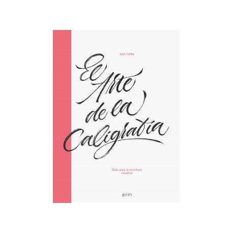El arte de la caligrafía de Iván Caiña