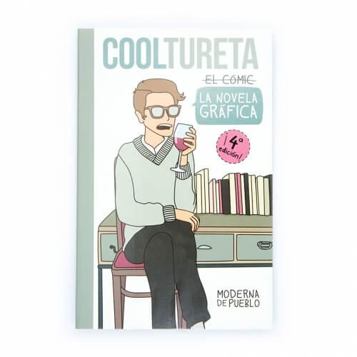 Cooltureta: la novela grá‡fica