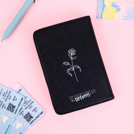 Funda de pasaporte de Defreds