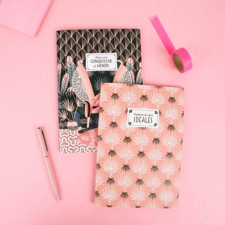 Pack 2 cuadernos cosidos de Divas de Diván