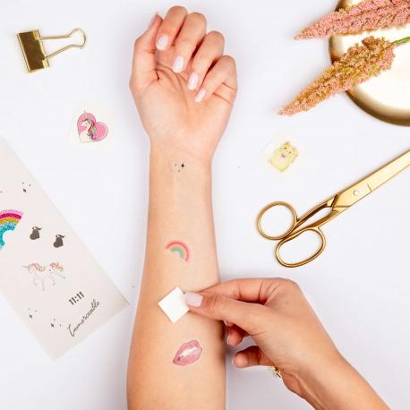 Tattoos de La Vecina Rubia
